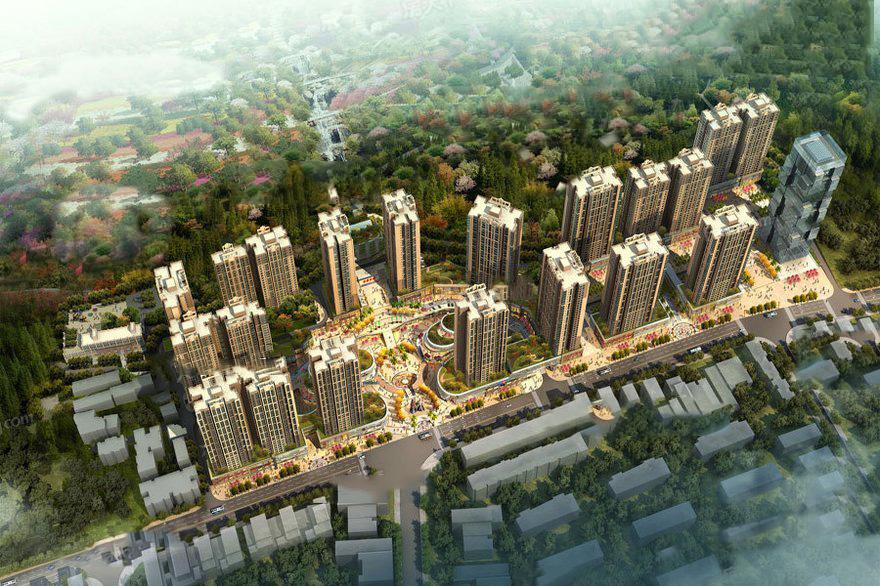 坤邦·城市公园