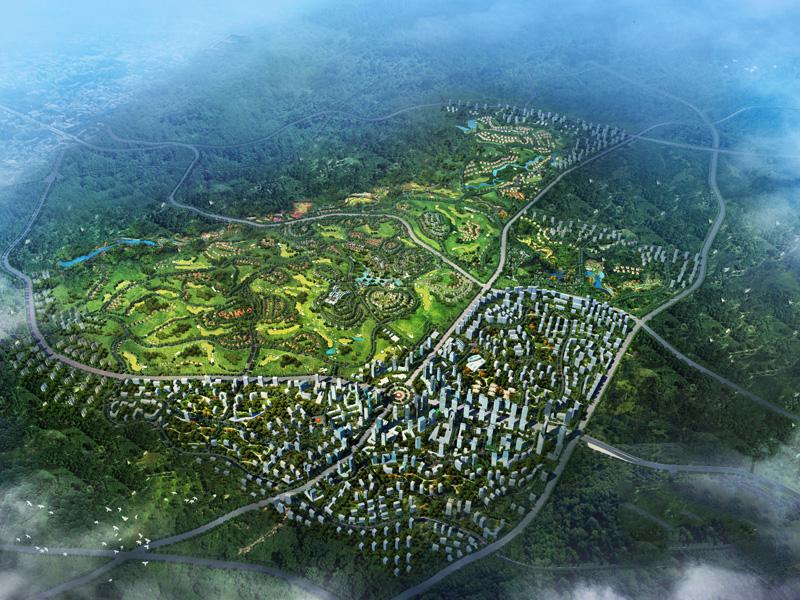 中铁国际生态城